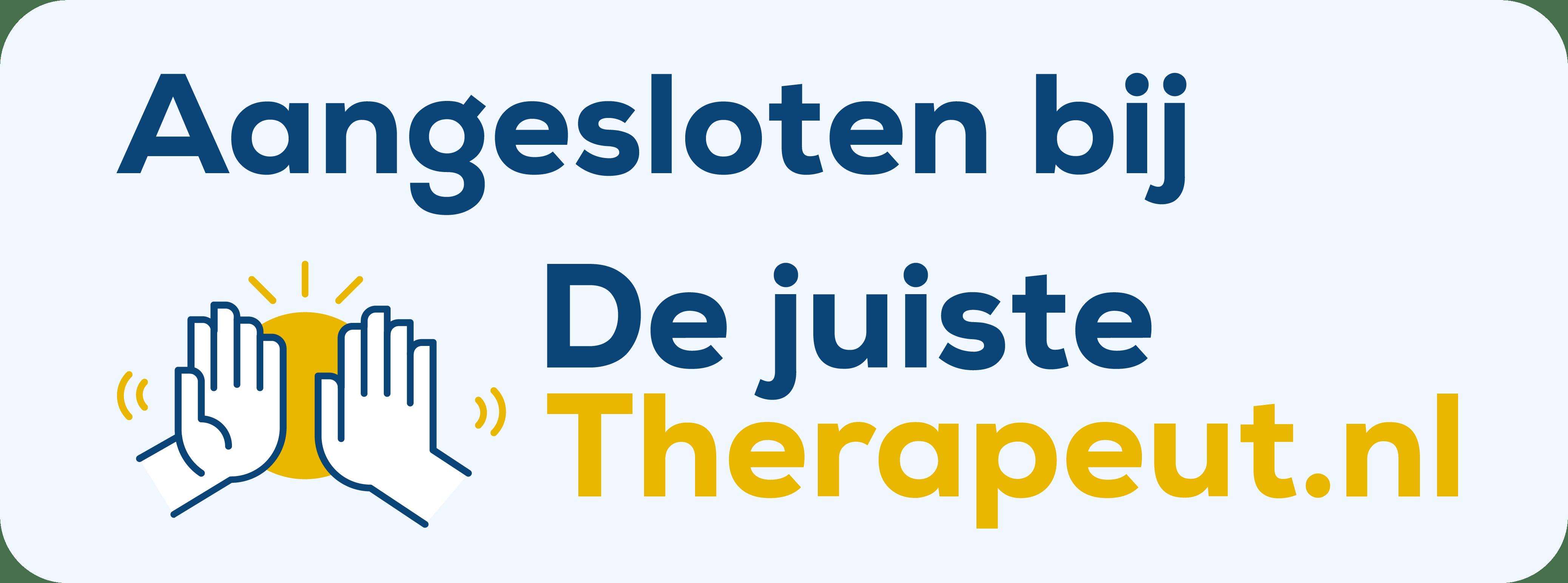 DeJuisteTherapeut.nl